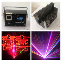 Wholesale Laser Software - 2W 45k rgb laser with Ishow software and 449 pcs Animations for free sd card analog modulation rgb laser from lh-laser