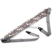 Wholesale Tactical Belt Webbing - Tactical 2 Points Padded Adjustable Rifle Gun Sling Heavy Duty Durable Nylon Webbing Gun Sling Belt Strap System