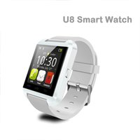 Wholesale Best Watch Mobile Phone - Best Smart Watch U8 1.48'' Multilanguage Waterproof Bluetooth Kids Watches For IOS Android Mobile Phones