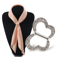 scarf large rose rings diamante gold ring