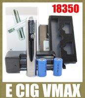 Wholesale E Cig Vmax - Smoktech Vmax Vaporizer with EGO t VV Battery For CE4 V2 CE5 CE6 DCT Vivi Nova Aotomizer vv vw e cig mod vmax e cig TZ007