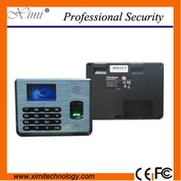 Wholesale Usb Fingerprint Attendance - ZK software TCP IP USB fingerprint time attendance system fingerprint time recorder linux system optional RFID card and MF card reader