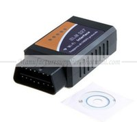 Wholesale Top Scanner Cars - Wholesale-HOT promotion! 2013 top elm327 wifi OBDII obd2 ios Car Diagnostic Interface Scanner for iPhone iPad iPod free shipping
