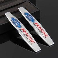 ala de enfoque al por mayor-El nuevo Ford Focus Mondeo Maverick ala blog dedicado auto guardabarros guardabarros decorativos estándar auto pegatinas