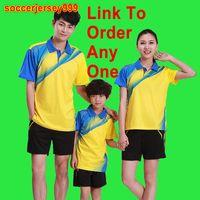 Wholesale L One - Link to order any one soccer jersey, soccer jersey 2017 2018 football shirt 17 18 messi ronaldo neymar jr maillot de foot Chandal de futbol