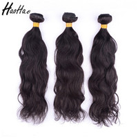 Wholesale Customize Hair Extensions - 8A Human Hair Malaysian 3 Bundles Peruvian Brazilian Hair extensions Unprocessed High Quality Customized Free Shipping