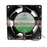 Wholesale Computer Fan Temperature - Brand new Bi-Sonic 3.5E-230HB 230V high temperature 92*92*38mm case cooling fan