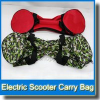 Wholesale Two Wheels Electric Scooter Carry Bag inch Nylon Fabric Bag for Self Balancing Scooter Unicycle