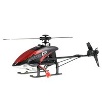 All'ingrosso-Super Stabile Flight Experience Walkera MASTER CP 6-Axis Gyro elicottero di Flybarless 3D 6CH RC w / + DEVO 10 Trasmettitore
