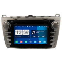 Wholesale Mazda Dvd Android - Winca S160 Android 4.4 System Car DVD GPS Headunit Sat Nav for Mazda 6 ( 2008 - 2013 ) with Radio Stereo Video OBD Wifi