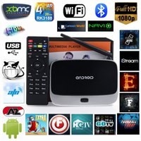 Купить Smart Tv Box Rk3188-Vensmile 2GB / 16GB CS918 Android TV Box Rk3188 Quad Core XBMC Fully Loaded Smart Media плеер WiFi 1080P Bluetooth ТВ-приемник