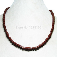 Wholesale Tourmaline Beads Necklace - Tourmaline Energy Germanium Health Care Necklace Party Decoration Fashion Beads Necklace for Woman Man Trendy Healthy Necklace