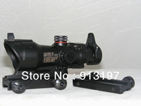 Wholesale Trijicon Style - Tactical Trijicon ACOG Style 1x32 Red Green Dot Rifle Scope