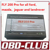 Wholesale Vcm Ford Volvo - 2017 Newest FLY Scanner Forford And Formazda FLY200 PRO For All VCM IDS + JLR Full System Diagnostic Tool
