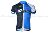 Wholesale Giant Blanco Jersey - Wholesale-2015 GIANT Cycling Short Jersey Short Sleeves-Blanco Blue Black New Men's Sportswear Mountain Bike Cycling Clothing Quick Dry