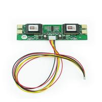 "Wholesale 12 24 Inverter - 4 Lamp CCFL Backlight Inverter Board for 12 ""-24 "" Inch Laptop Monitor TFT LCD Screen DIY Display Panel Module"