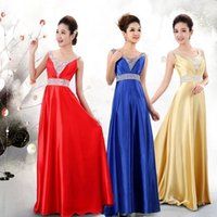 Wholesale New Look Fashion Dress - New Arrival Square Perfectly Chiffon Looking Ruched Evening Dresses Backless Sequins Floor Length Dresses Prom Party Dresses