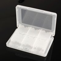 Protable 28in1 Game Card Case Holder Cartridge Box para Nintendo 3DS DSL DSi DSi LL Alta calidad