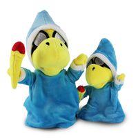 Wholesale 2pcs set Super Mario Bros Blue Kamek Magikoopa Plush Toy Soft Stuffed Toys Doll Gift Toy