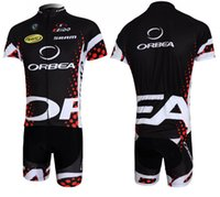 Wholesale Cheap Orbea - Wholesale-variety of styles Orbea short sleeved cycling jersey and bib shorts set strap riding a bicycle cheap sportswear free shipping