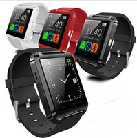 Wholesale Mp3 Camera Watch Cell Phone - Wristwatches U8 Smart Watch phone High Quality Smartwatch with Phonebook Call MP3 Alarm iphone 6 puls 5 Samsung S5 NOTE 3 Andriod Cell Phone