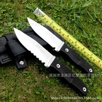 Wholesale 2016 Renovator Saw Wood Dremel Accessories Ex factory Price of Outdoor Wilderness Survival Knife Gebo Bell Ultimate New Wind Diving Straight