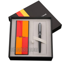 Notes original art signed picasso - Picasso R16S High grade signing pen Rollerball Gift Metal Ballpoint Pen MM Original Box