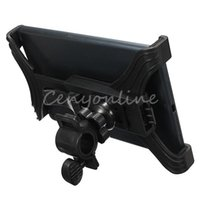 Universal 7-11 polegadas de microfone ajustável Música Motorcycle Bike Bicycle Mount Stand Holder para Sam Tablet Nexus 7 para iPad 2 3 5
