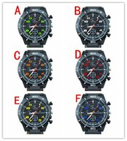 Wholesale Grand Gt - Men Sports Watches Luxury Brand Grand Touring GT Silicone Men Quartz Military Watch