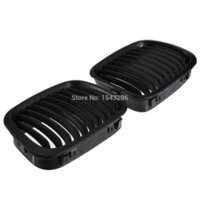 Wholesale E46 Touring - For BMW 320i 323i 325i 328i 330i E46 3 Series Kidney M Sport Grilles 4D 4 Door Touring Saloon Compact 1998-2001