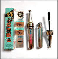 Wholesale Black Highlights - Makeup Mascara 3D Browtones eyebrow enhancer Subtle Brow-enhancing Highlights 8ml dhl Free shipping+GIFT