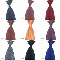 Wholesale Grid Wool - New Arrival In stock Ties for Men 100% Silk Necktie Fashion Accessories Formal Men Tie Mix Style Free Shipping 77121-77130