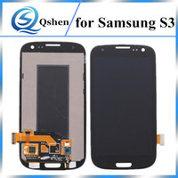 Sostituzione dello schermo ad alta copia per il display LCD touch digitizer del Samsung Galaxy S3 One Touch One