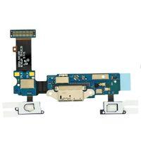 s5 için şarj portu toptan satış-Yeni Orijinal USB Şarj Noktası Flex Kablo Samsung Galaxy S5 G900 Dock Bağlantı Şarj Flex ile Kulaklık Jakı Değiştirme