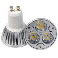 melhor b22 levou lâmpadas venda por atacado-Venda quente Melhor Qualidade Dimmable Downlight 85 ~ 265VAC CONDUZIU a Lâmpada GU10 E27 MR16 9 W Lâmpadas Holofotes