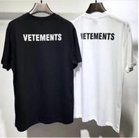 Wholesale Staff Animal - Fashion Summer women men Design Italy vetements STAFF logo T Shirt Printed Tops Sportwear saint Tees Tshirt Tops