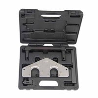 Wholesale Korea Taiwan - MADE IN TAIWAN 4 PCS Engine Timing Tool FOR Mercedes Benz AMG156 Camshaft Locking Tool Kit
