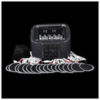Wholesale Electric Stimulation Slimming - 2017 Factory direct sale!electric muscle stimulator full body relax  EMS stimulation slimming machine