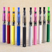 Wholesale Ce5 Clearomizer Blister Kit - CE5 Atomizer 1.6ml eg T Battery 650mah 900mah 1000mah EGO CE5 clearomizer e Cigarette Blister EGO CE5 Kit Electronic Cigarette
