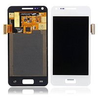 Wholesale S Advance Display - Wholesale-New ASSEMBLY LCD display Touch Screen Digitizer for Samsung i9070 Galaxy S Advance free shipping