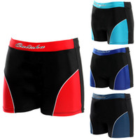 online Shopping Man Short Swimming Trunk - Men Swim shorts wear swimming trunks beach surfing black blue red Asian size XL to 3XL