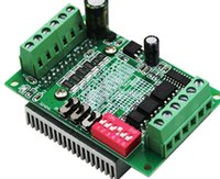 Wholesale A stepper motor driver stepper motor driver board single axis controller gears