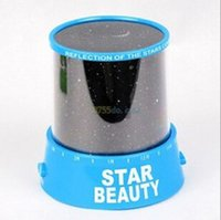 Wholesale Cheap Projector Lamps - Amazing Flashing Colorful Galaxy Night Lamp Sky Star Master LED Projector Sky Night Light Party props Children's toys cheap 201504LY