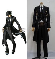 Men blazblue cosplay - BlazBlue Hazama Yuki Terumi Cosplay Costume full set