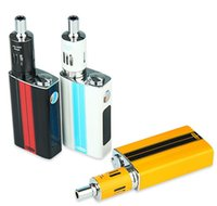 Wholesale Evic Vv - 2016 Joytech Evic VT 60W Starter Kit with Temp Control evic vt vv vw Box Mod and ego one mega sub ohm Ti Ni Atomizer VS Subox Mini Nebox