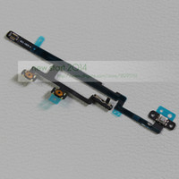 Para iPad mini 3 Encendido ON OFF Botón Mute Switch Flex Cable Reemplazo Reparación Free Shipping