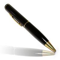 Wholesale Usb Pen Video Camera - Wholesale-4GB Pen Portable Hidden Camera Mini HD USB DVR Digital Video Audio Recorder