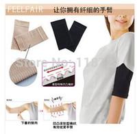 productos para damas al por mayor-Al por mayor-Nuevo producto Mujeres para mujer que adelgaza el brazo Shaper delgada cinturón del brazo Fat Burner Wrap Belt 1Pair