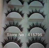Wholesale Marlliss Eyelashes - Free Shipping dolly wink false eyelash cross dense marlliss eyelashes 072 wholesale