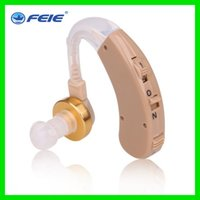 Wholesale Wholesale Prices Hearing Aids - 10 PCS lot Cheap Price Analog BTE Used Hearing Aids S-139 Free Shipping new products 2017